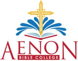 AENON BIBLE COLLEGE ONLINE